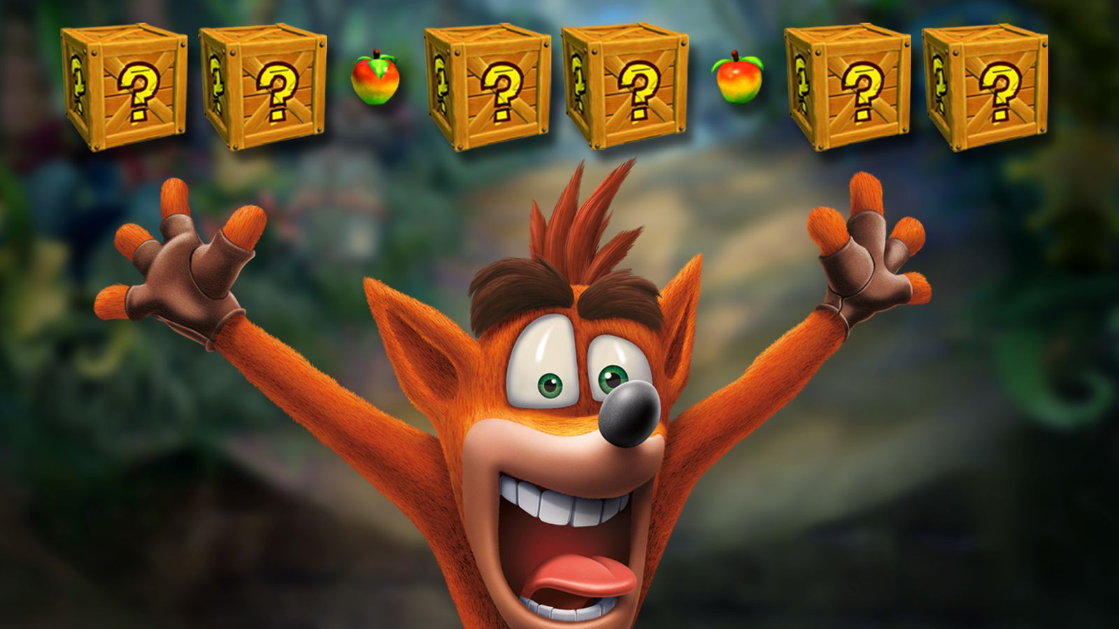 background - Remaster Crash Bandicoot predvádza ďalšie levely