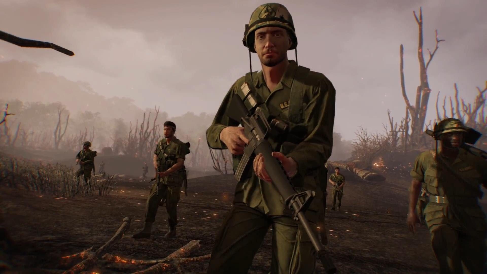 background - Recenze: Rising Storm 2: Vietnam