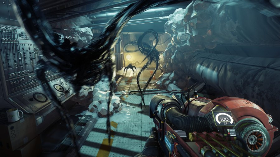 background - Prey za 7 minut