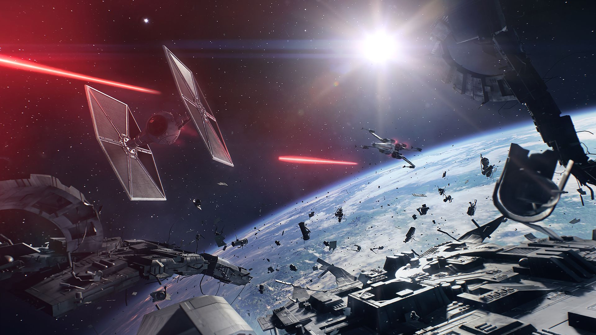 background - Open beta na Star Wars Battlefront II v októbri!