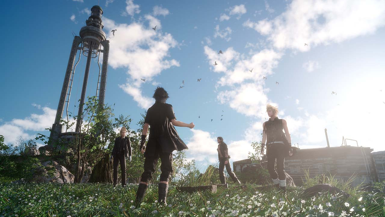 background - Bezplatné Assassínske DLC do Final Fantasy XV