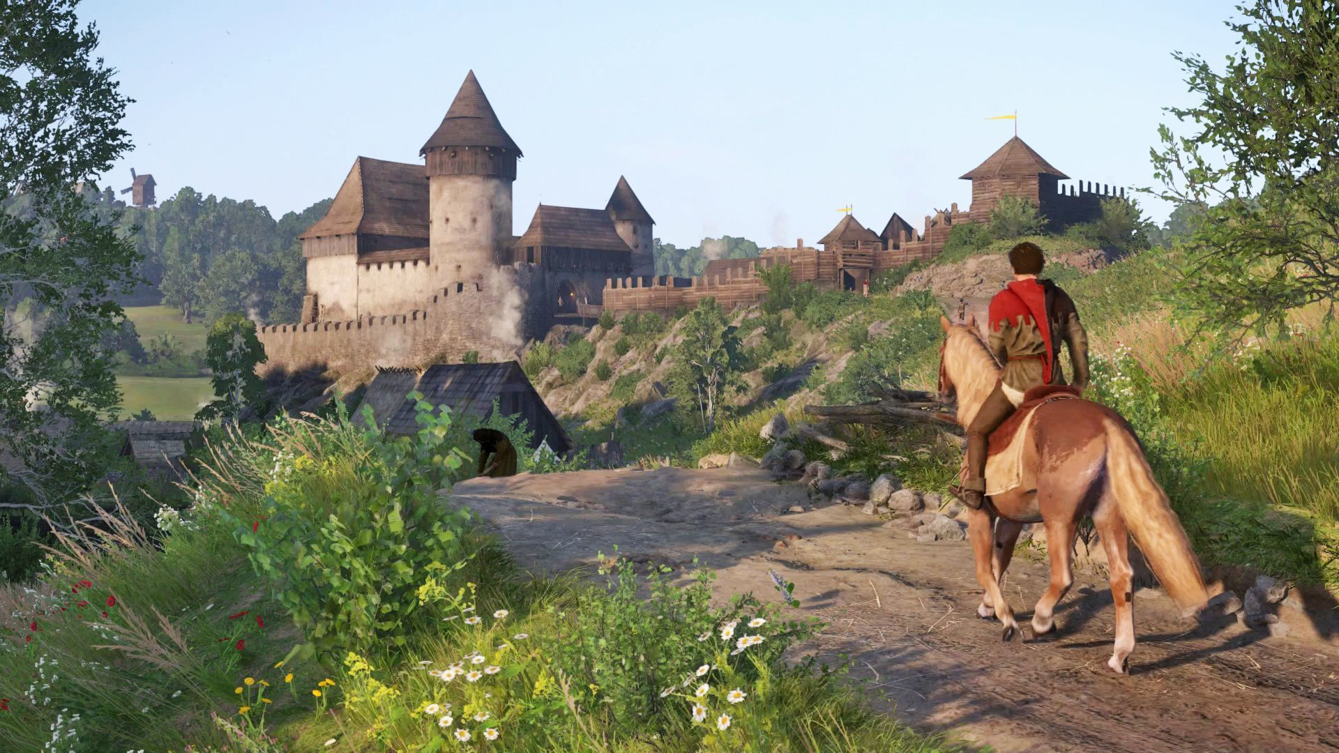 background - Kingdom  Come: Deliverance na novém traileru