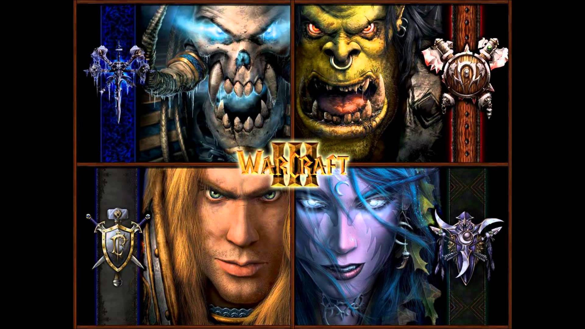 background - Warcraft 3 prekvapivo dostal nový update