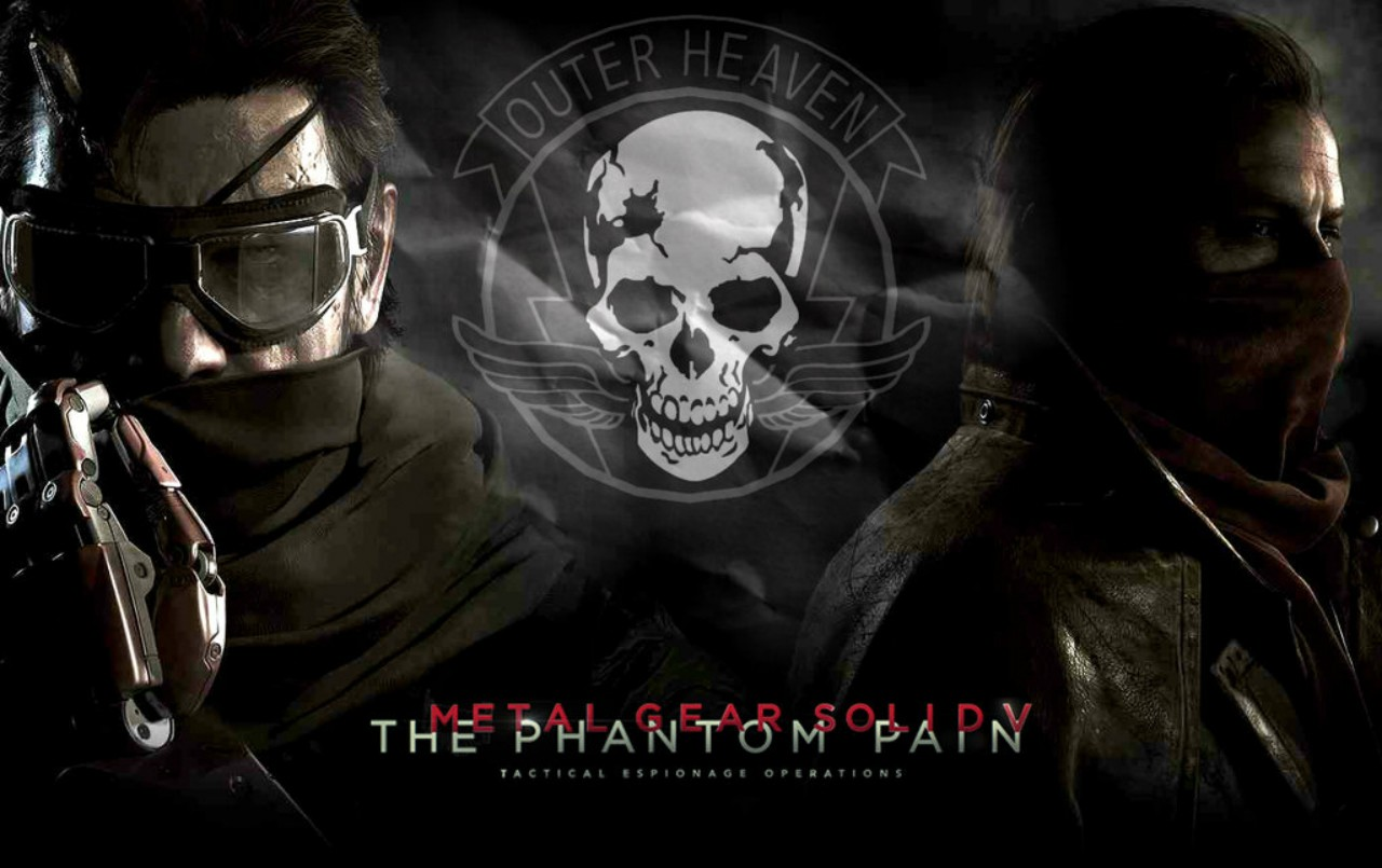 background - Bug ve hře Metal Gear Solid V: The Phantom Pain