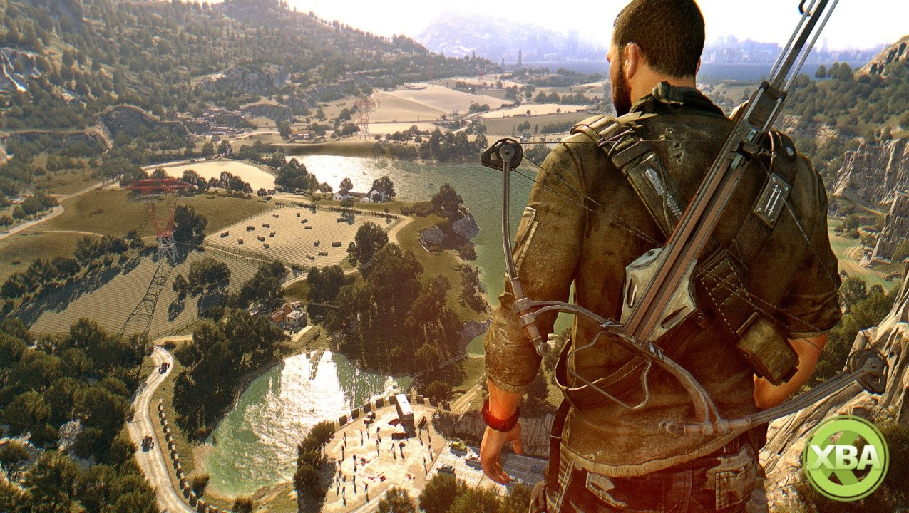 background - Dying Light: The Following vyjde v edici Enhanced