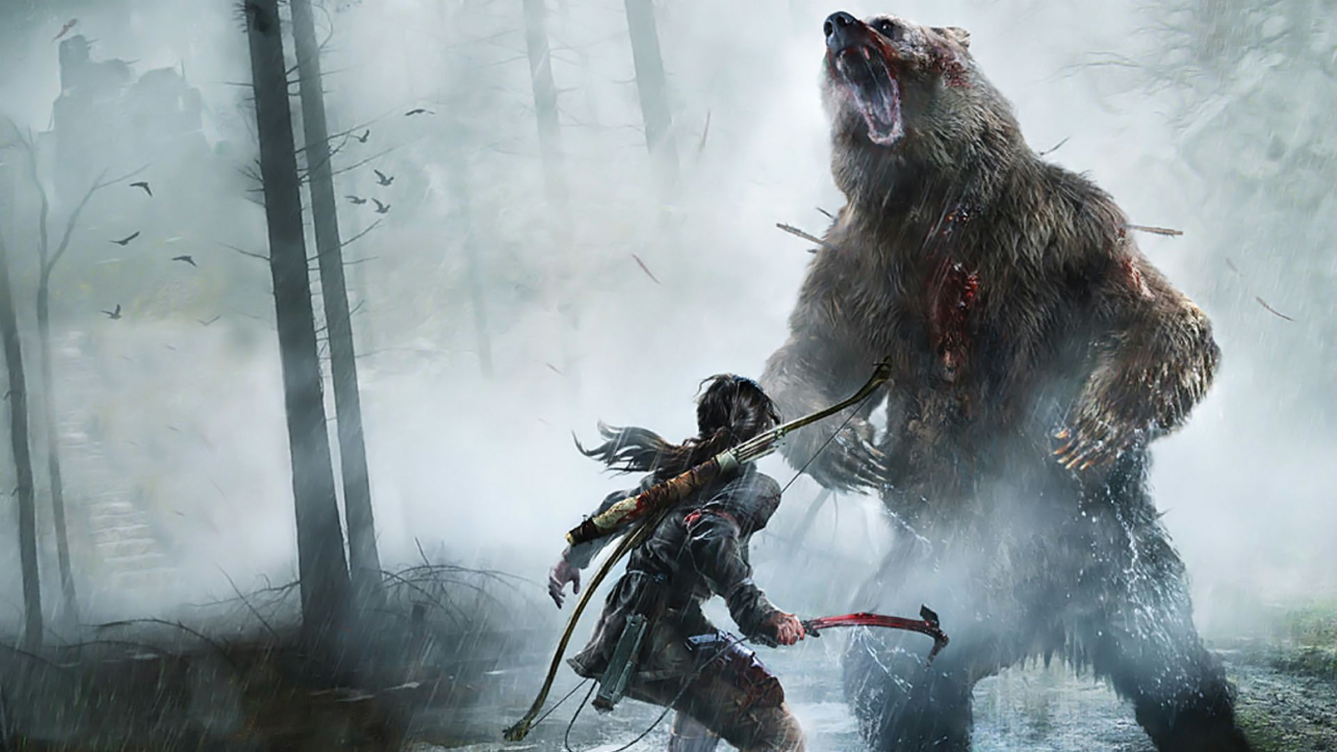 background - Datum vydání Rise of the Tomb Raider
