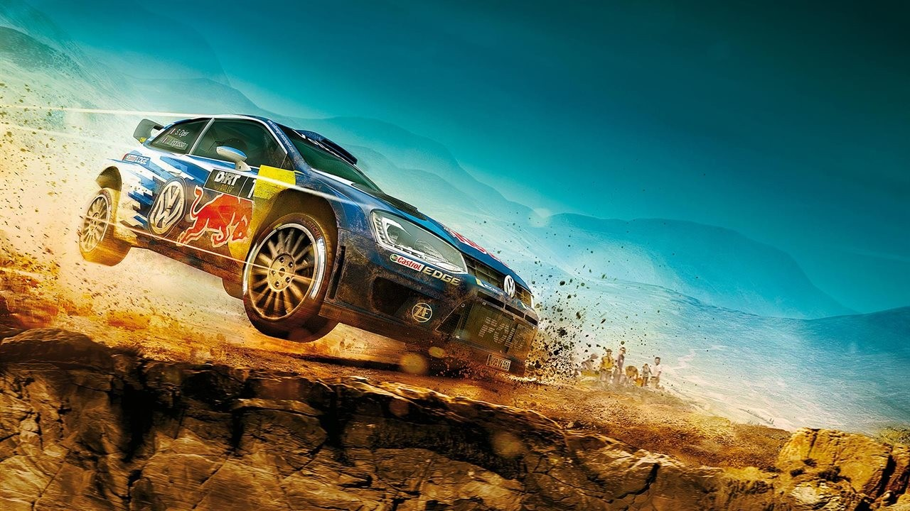 background - Nové Dirt Rally je bomba!