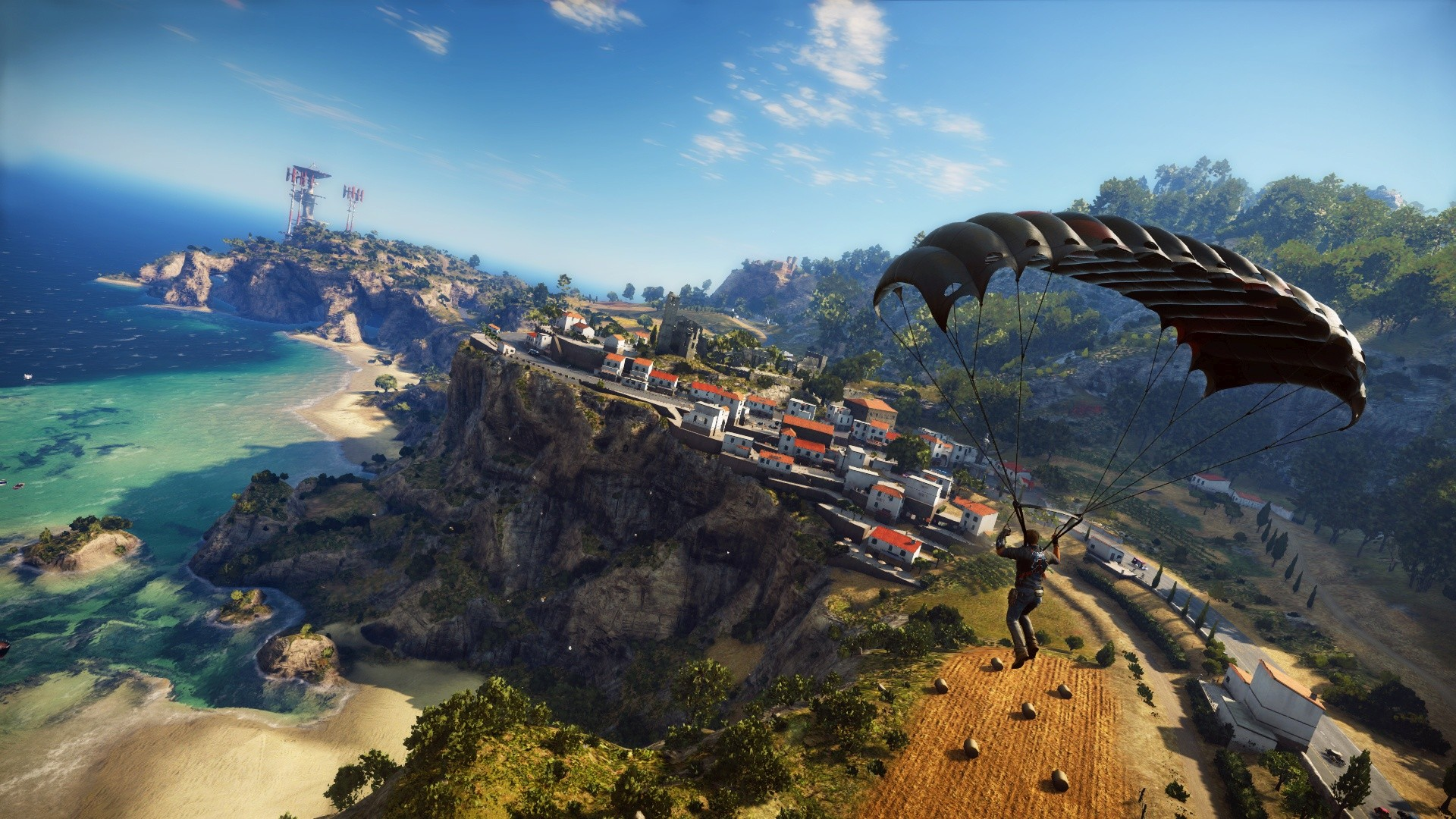 background - Just Cause 3 Multiplayer