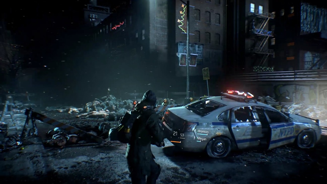 background - The Division - HW nároky?