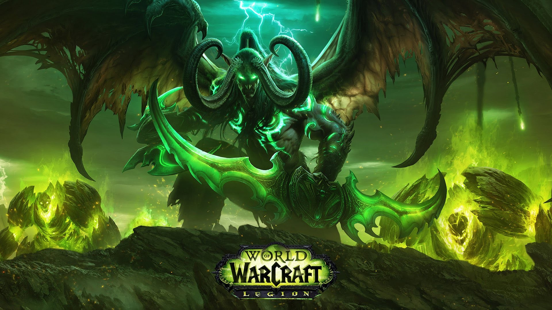 background - HW nároky pro World of Warcraft: Legion