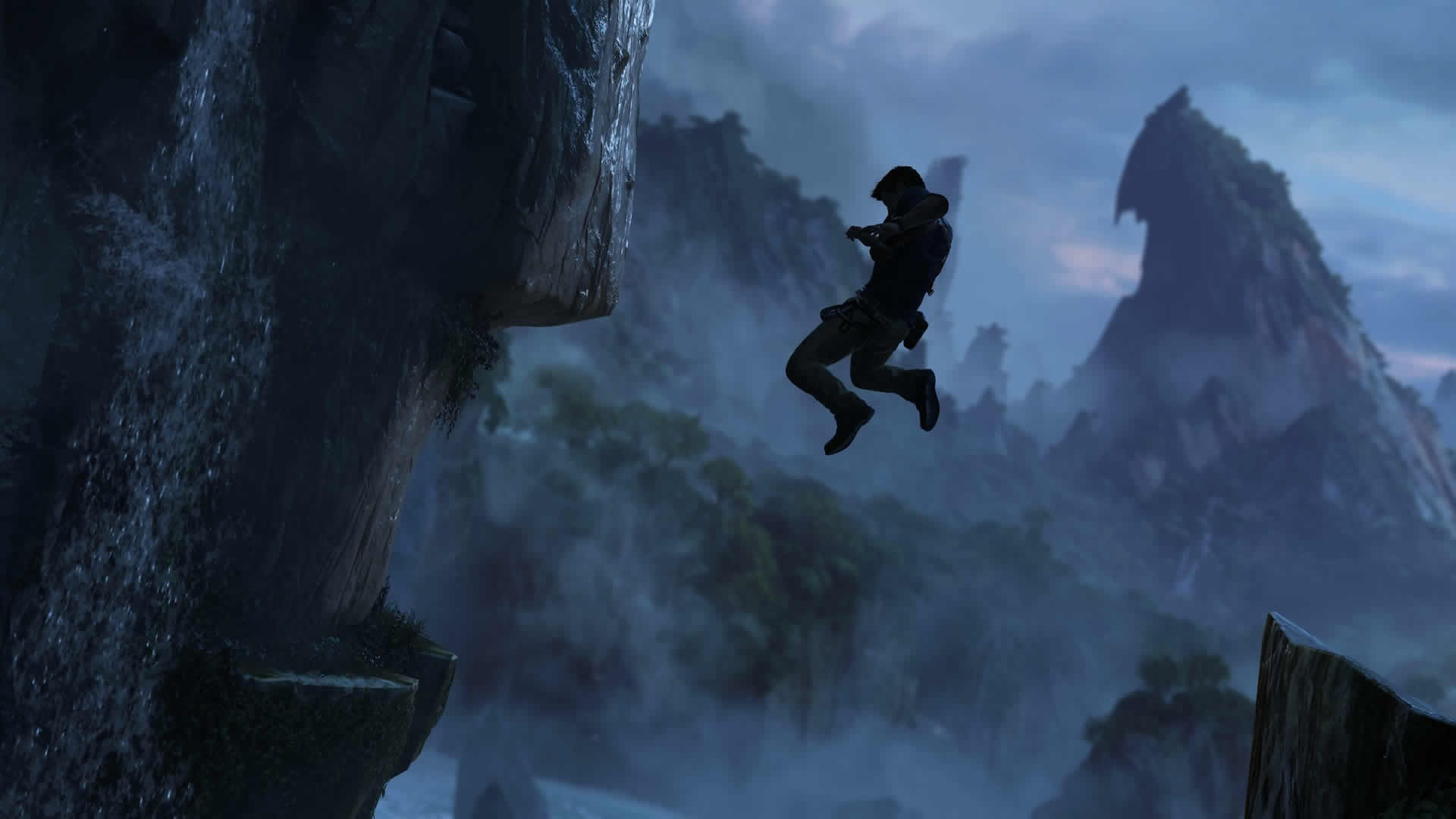 background - Uncharted 4 se uvedl skandálem
