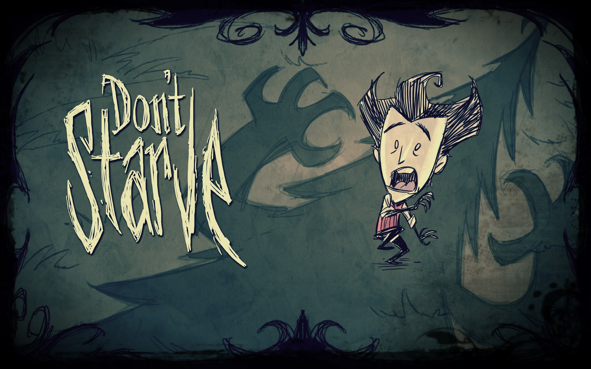 background - Don't Starve Together se blíží ke zdárnému konci!