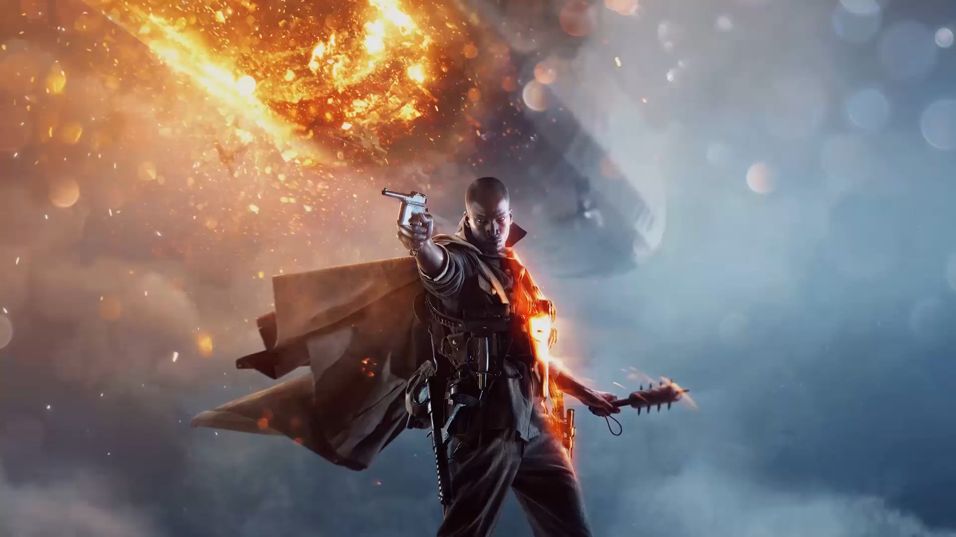 background - Trailer na nový Battlefield 1!