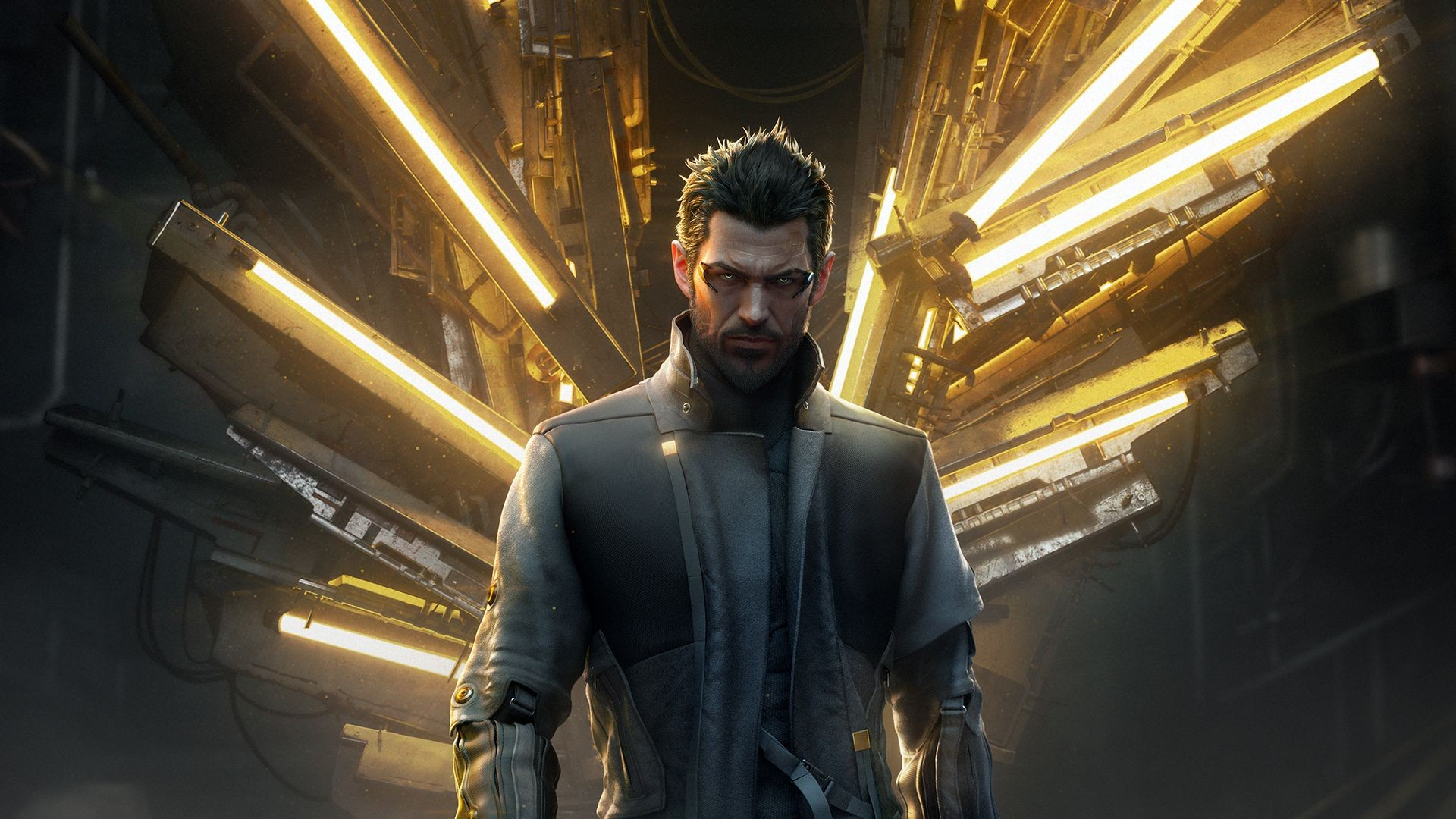 background - Deus Ex: Mankind Divided na PC v češtině