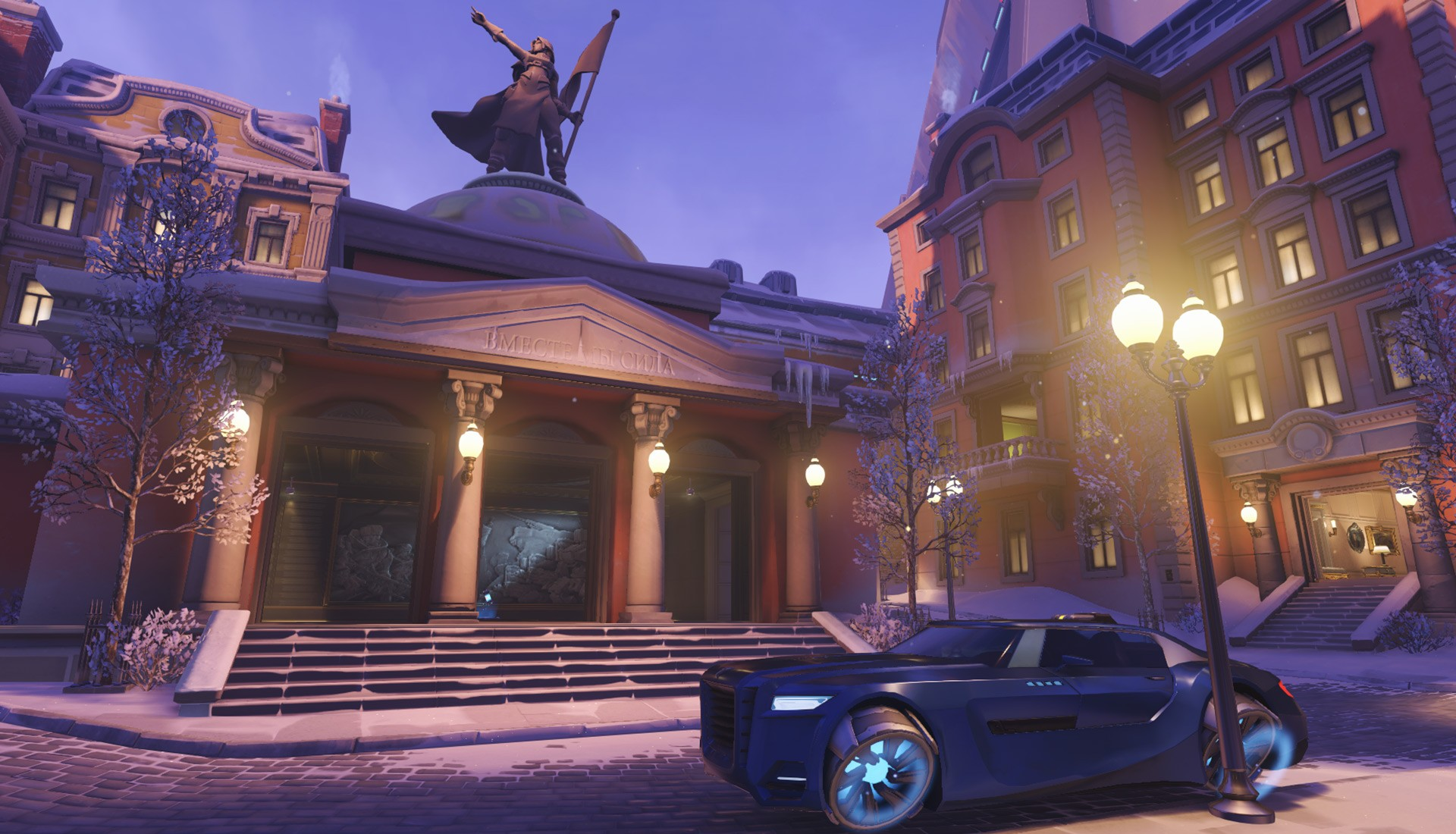 background - Overwatch competitive mode je pekelný průser