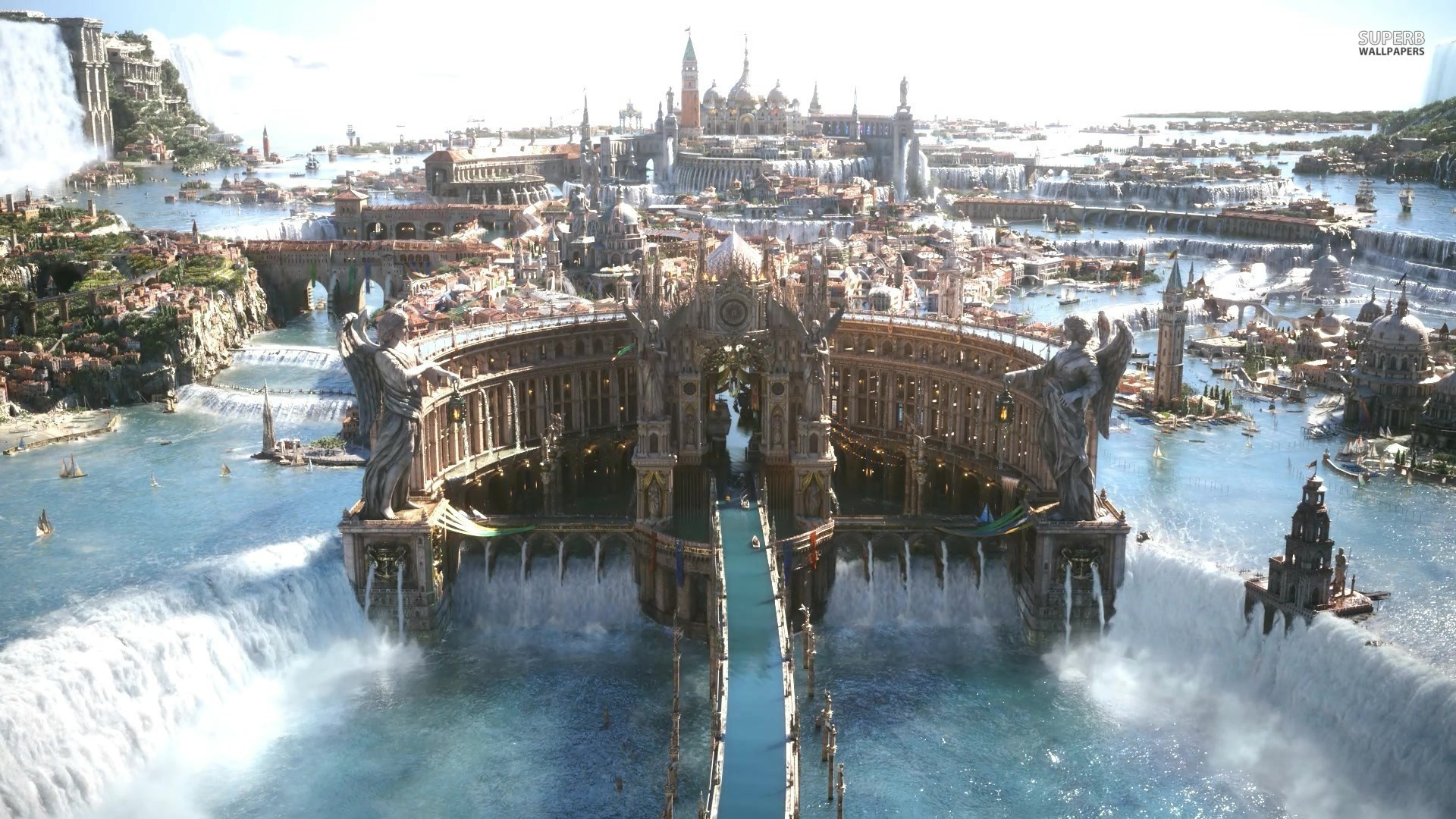 background - Final Fantasy XV: Kingsglaive má nový trailer
