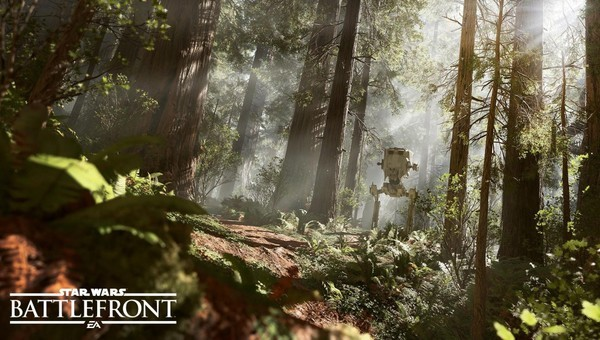 background - Star Wars Battlefront - co o něm víme?
