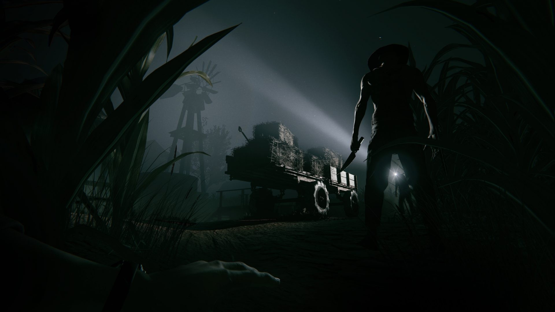 background - Vyzkoušejte si demo Outlast 2