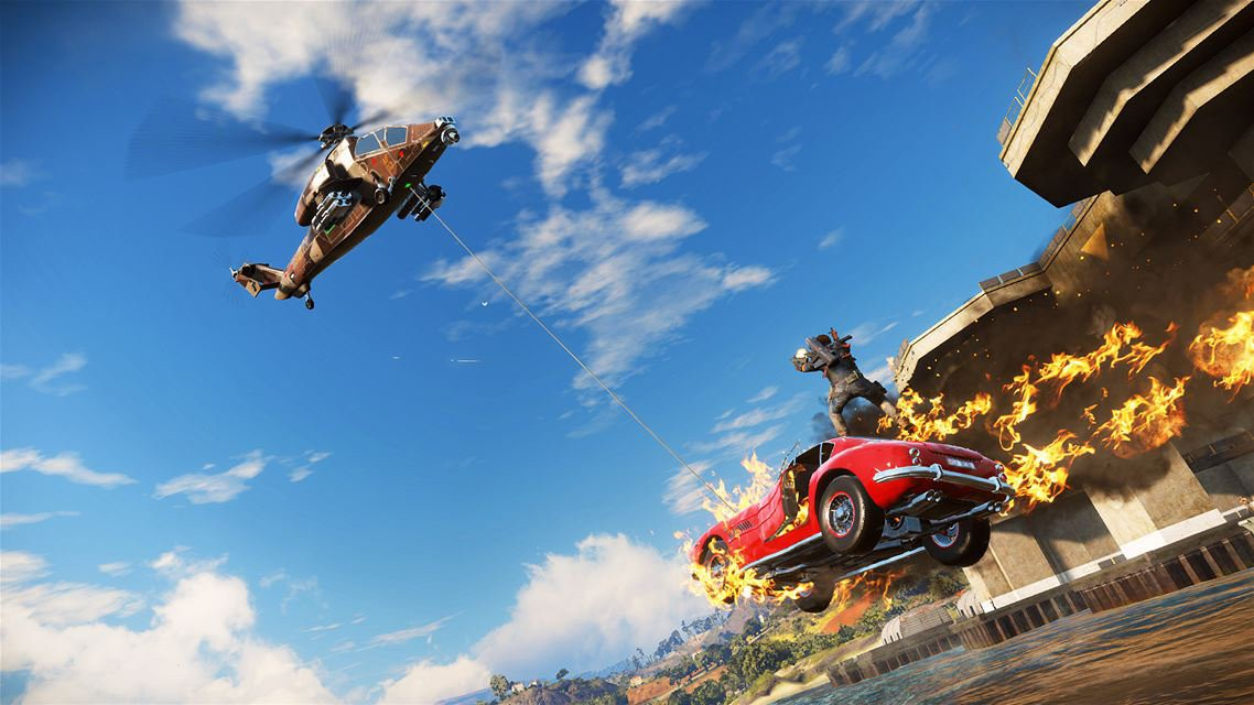 background - Modifikace přidává do Just Cause 3 multiplayer