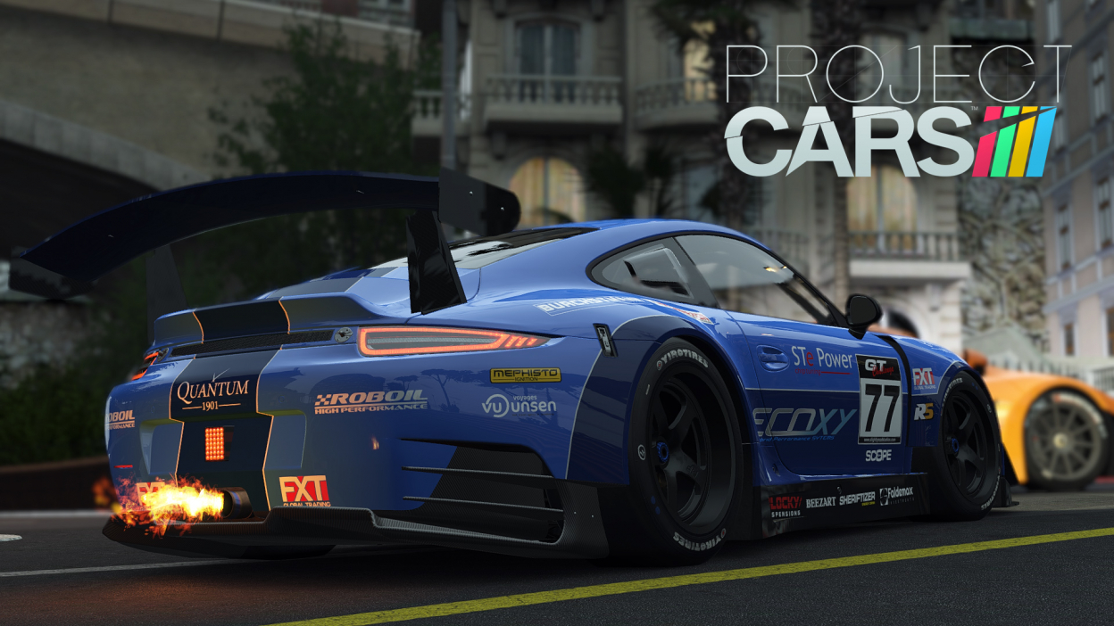 Co chystají autoři Project Cars?