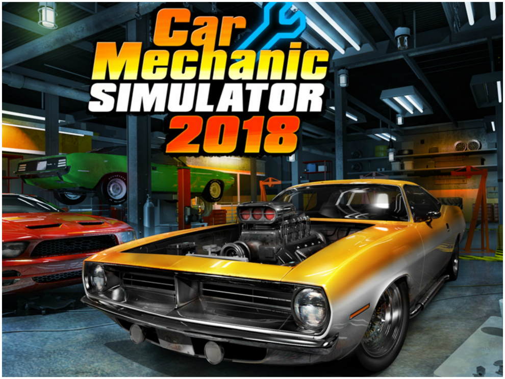 Nový Car Mechanic Simulator 2018 !
