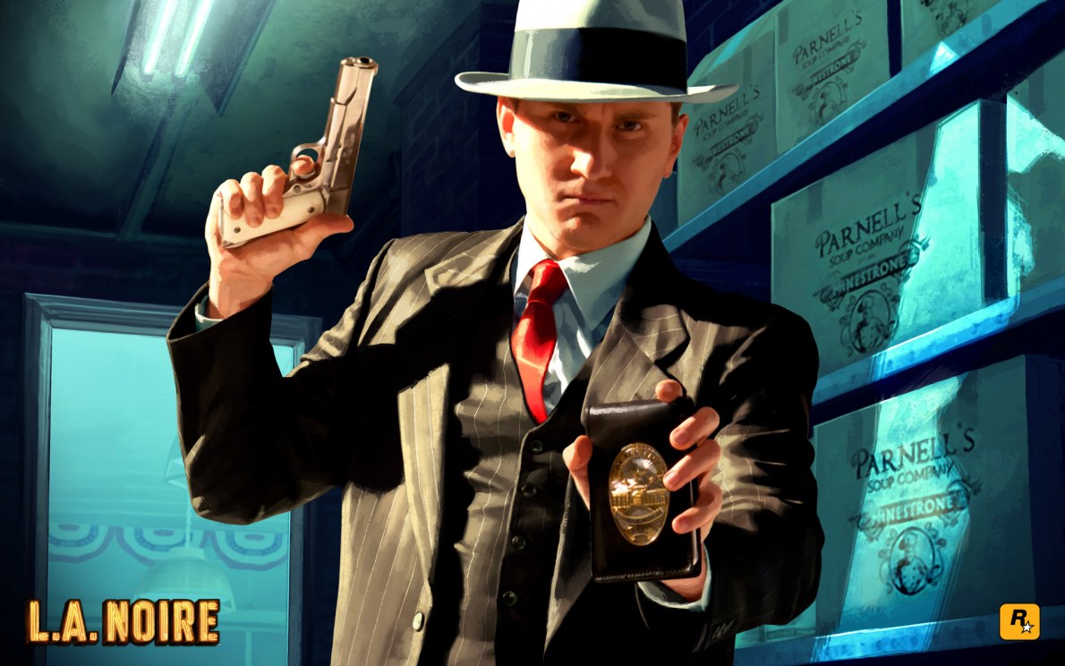 L. A. Noire míří na Xbox One, PS4 a Switch