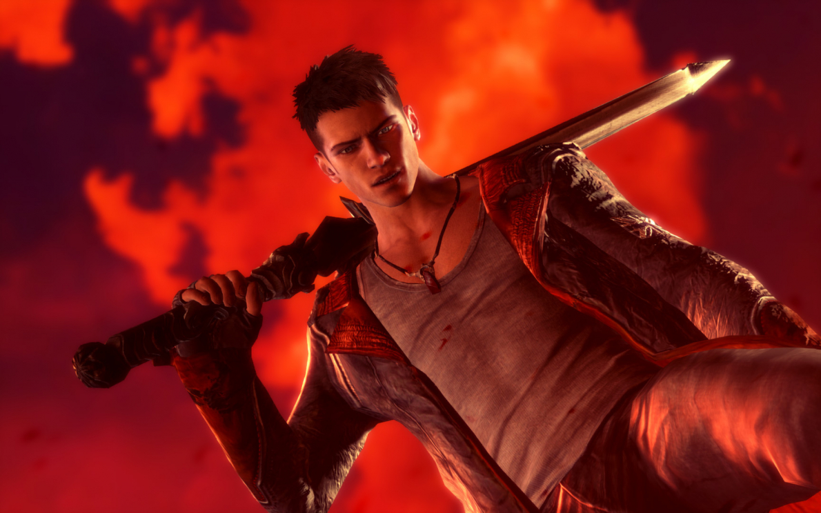 Devil May Cry 5?