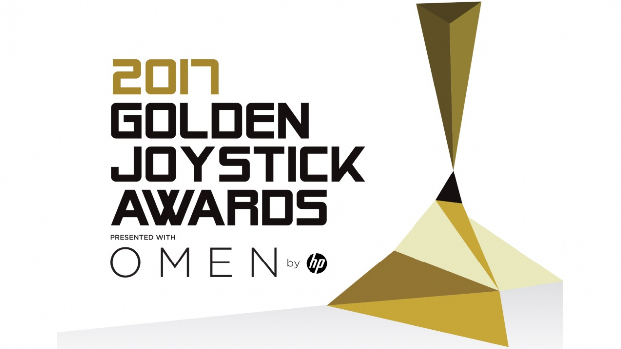 Golden Joystick Awards 2017!