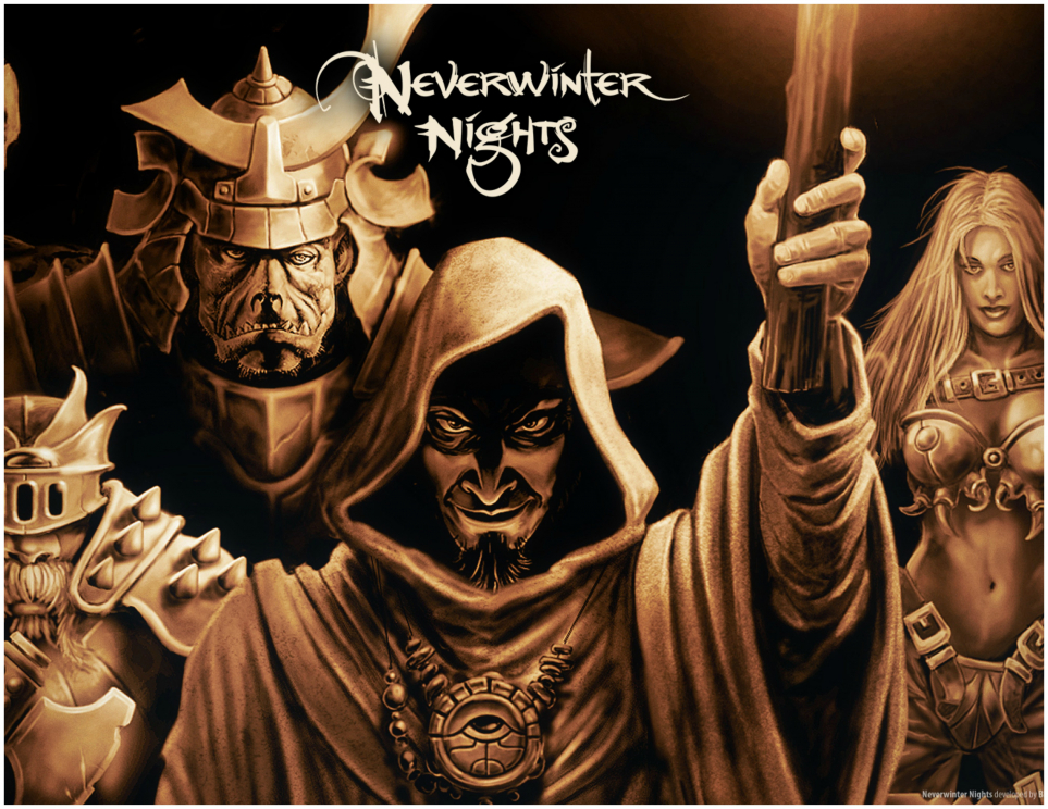 Návrat Neverwinter Nights