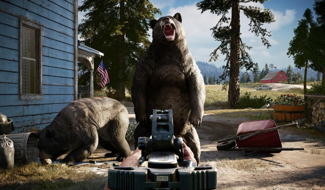 Far Cry 5 - Season Pass!