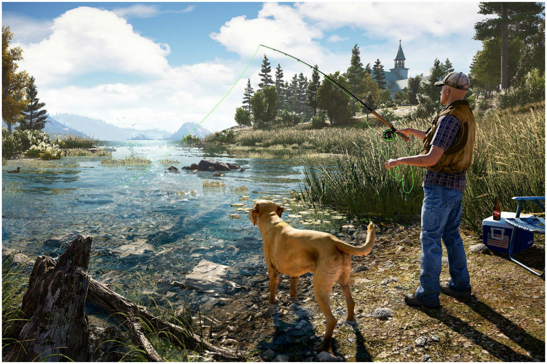 Krátky film o Far Cry 5?