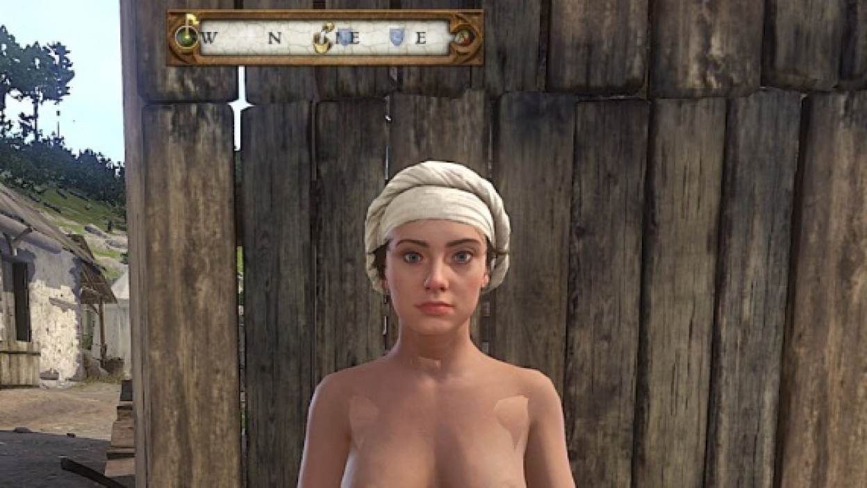 Kingdom Come: Deliverance má i Naked mod