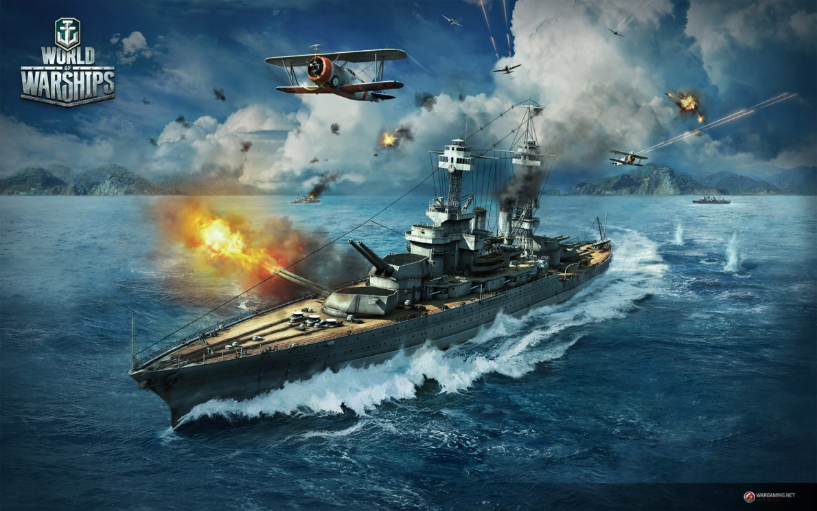 Vyzkoušejte open betu World of Warships