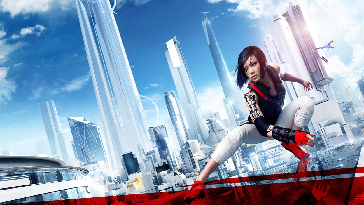Gameplay trailer Mirror's Edge Catalyst