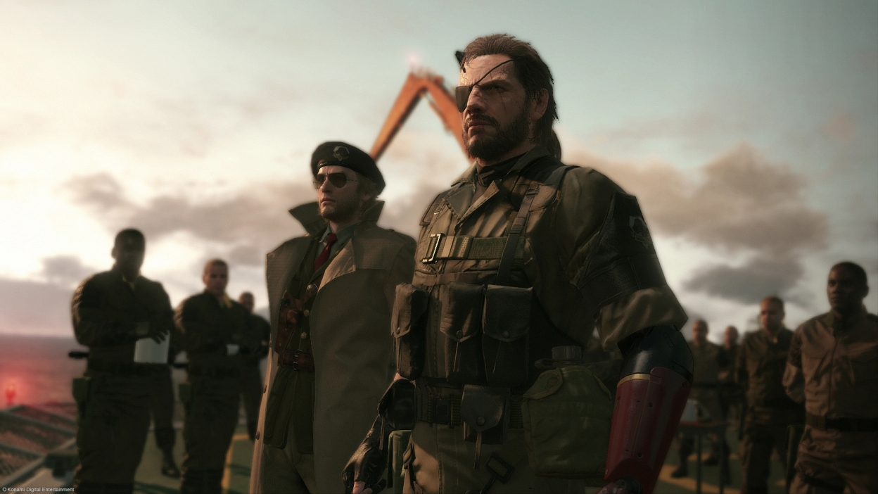 Bug ve hře Metal Gear Solid V: The Phantom Pain