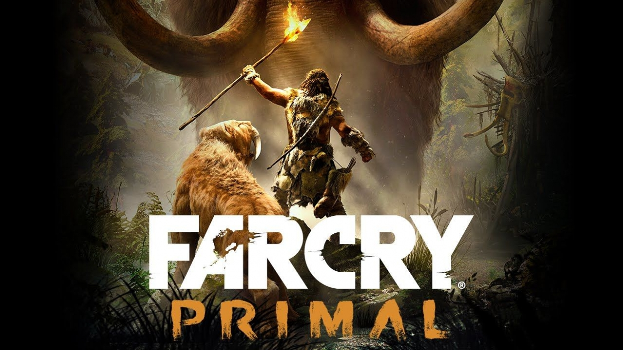 Far Cry Primal a zbraně