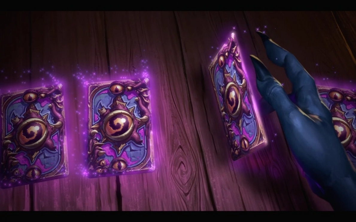 Hearthstone - Whispers of Old Gods expanzia!!
