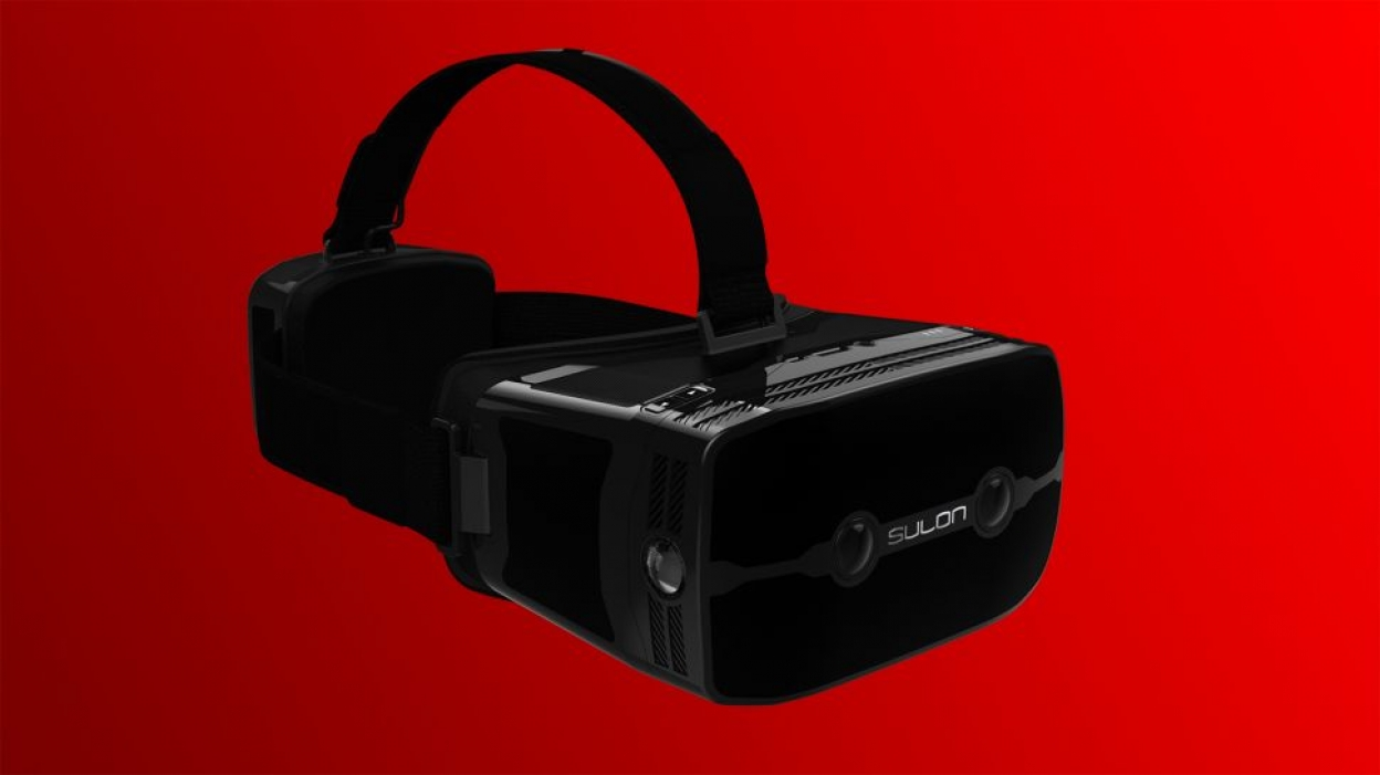 AMD chystá all-in-one VR!