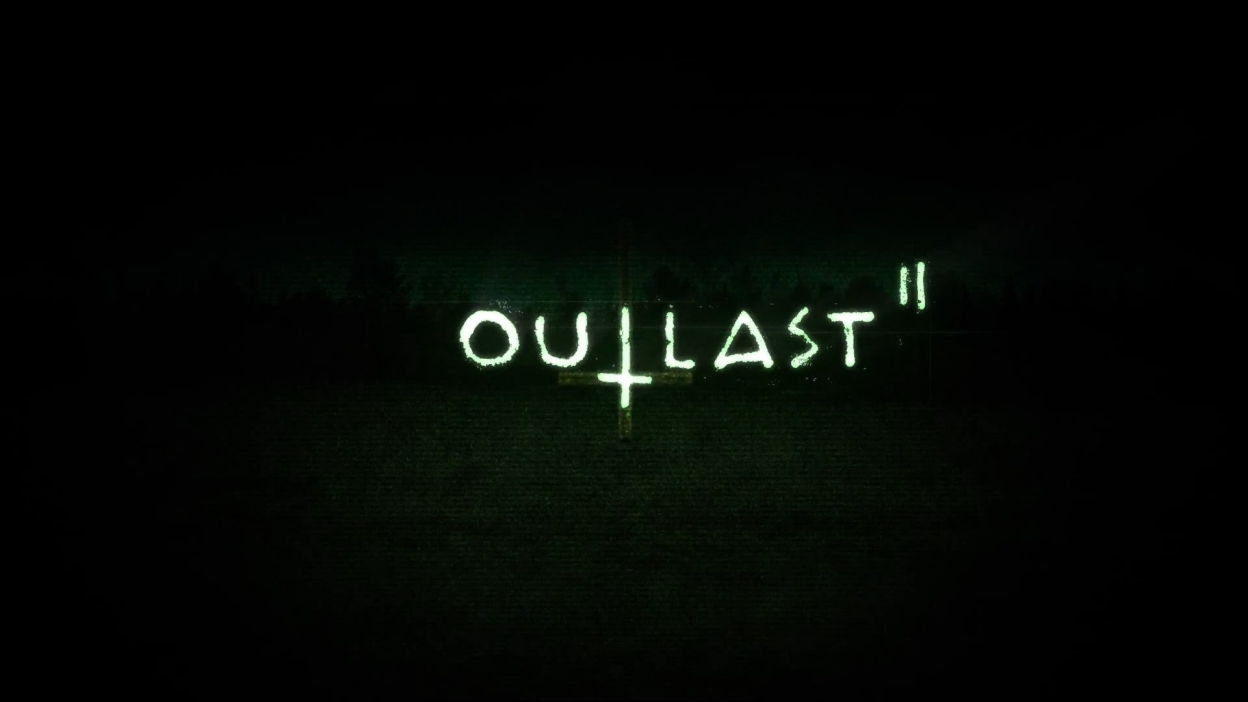 Gameplay z hry Outlast2?!