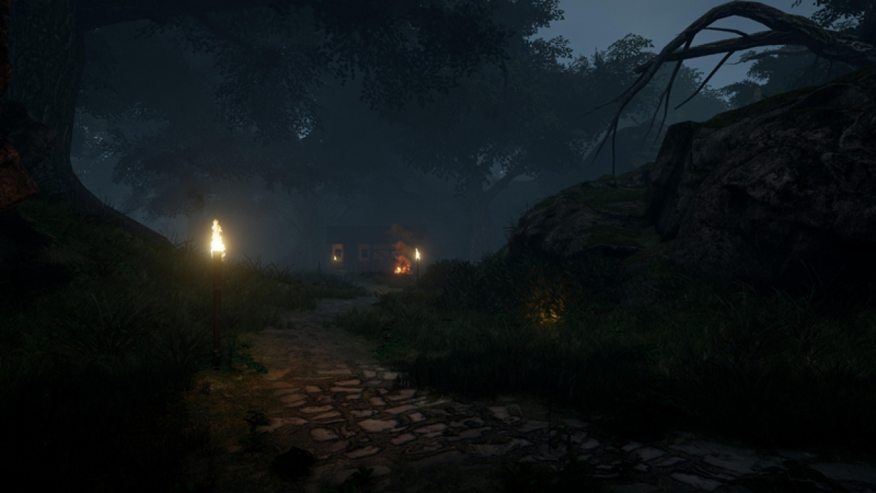 Duskwood beží na Unreal Engine 4?!