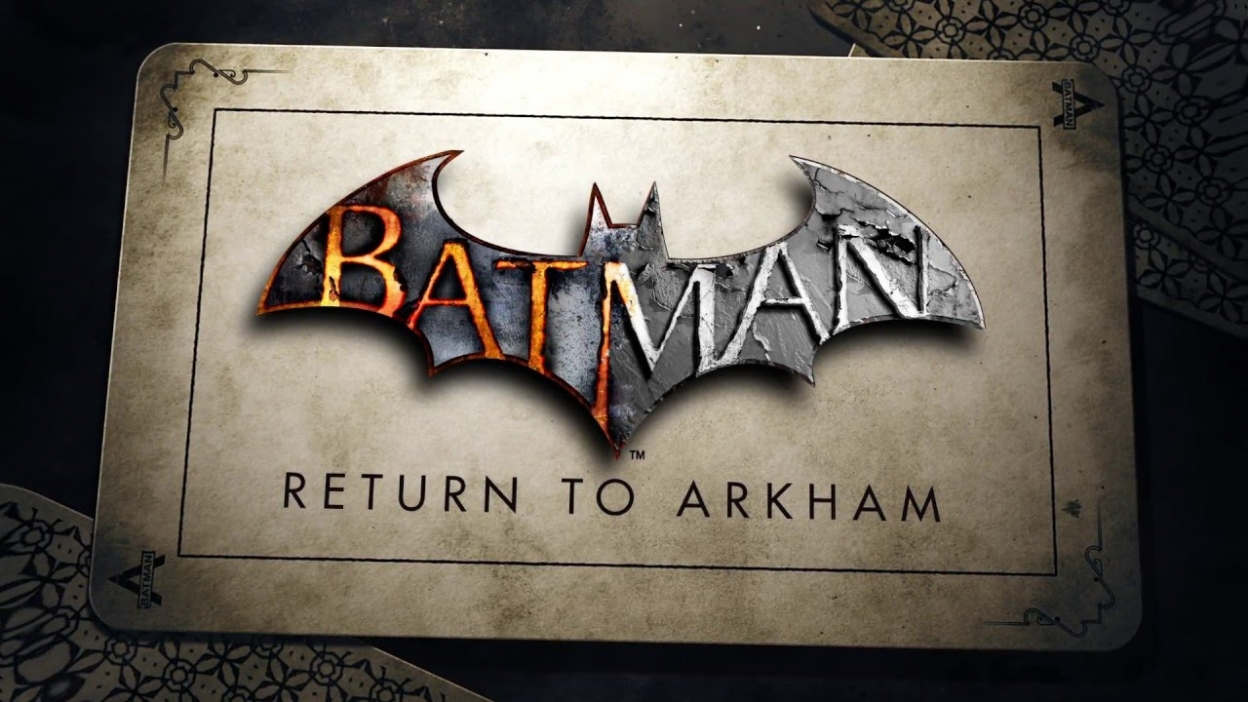 Batman: Return to Arkham v červenci