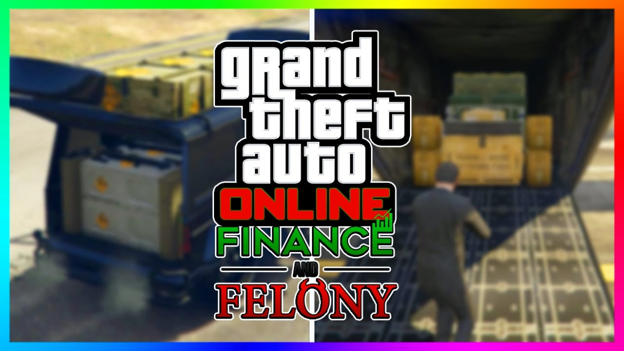 GTA Online: Finance and Falony