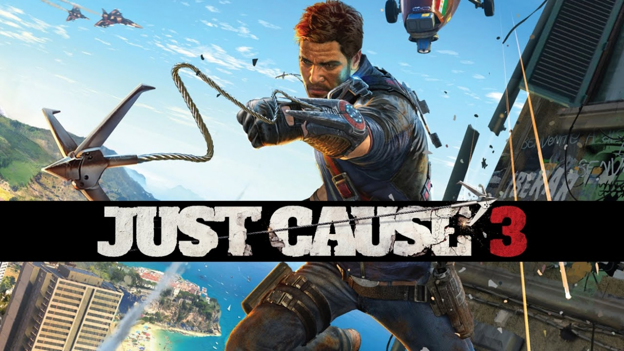 Just Cause 3 s novým gameplay trailerom!