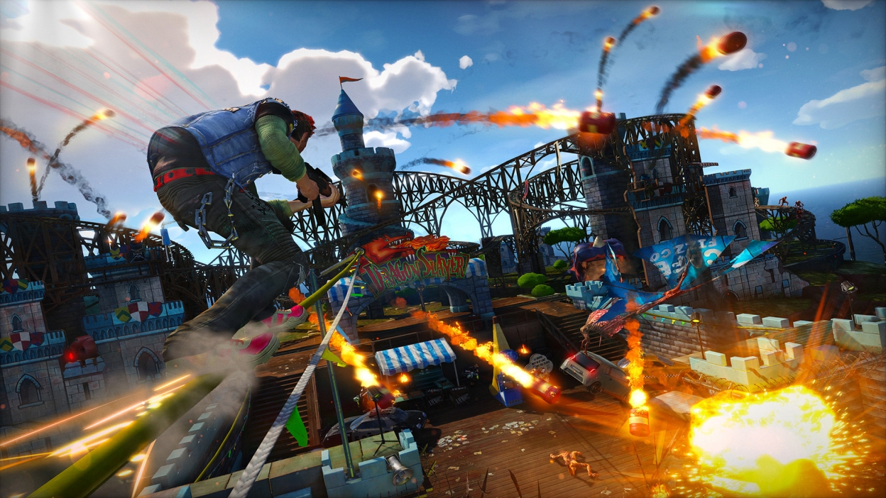Sunset Overdrive na PC? Microsoft zmatkuje