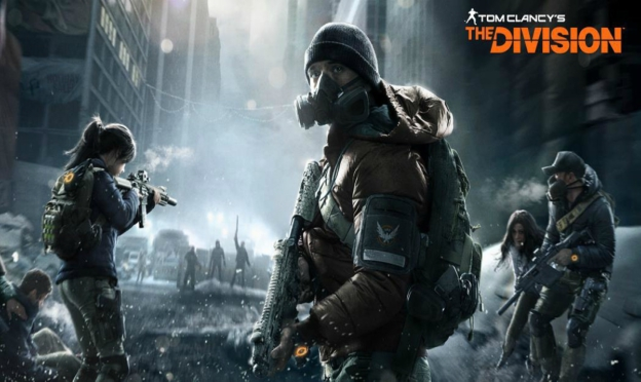 Tom Clancy's The Division FREE WEEKEND!