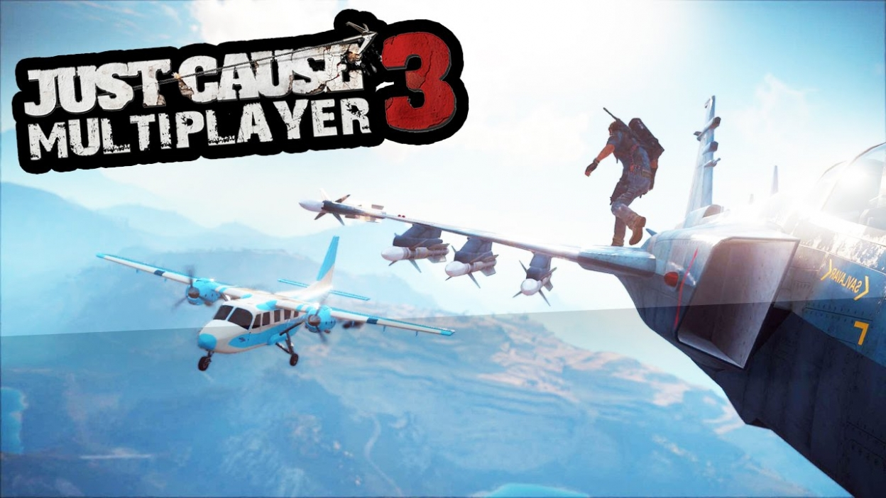 Modifikace přidává do Just Cause 3 multiplayer