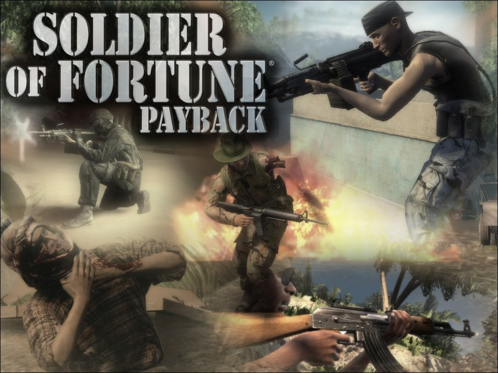 Ozvěny minulosti: Soldier of Fortune Payback